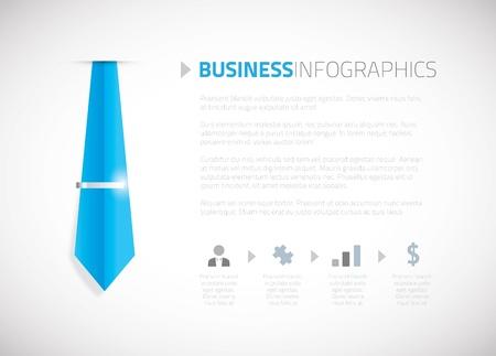 Business template brochure background vector Stock Vector - 21504501