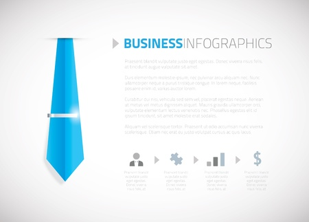 Business template brochure background vector Stock Vector - 21504501