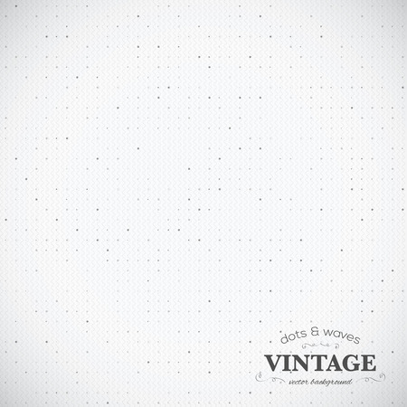Vintage dotted background Stock Vector - 29494390