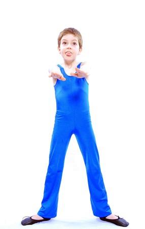 musicality: Studio colpi di una giovane ballerina