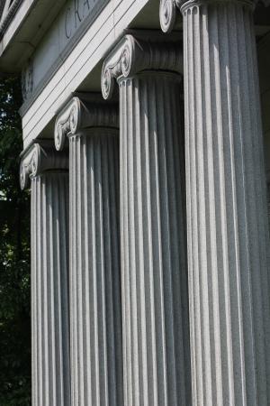 Pedra colunas j