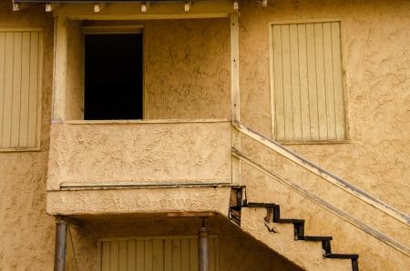 나무 계단 및 로프트 추상 패턴을 만듭니다. 스톡 콘텐츠