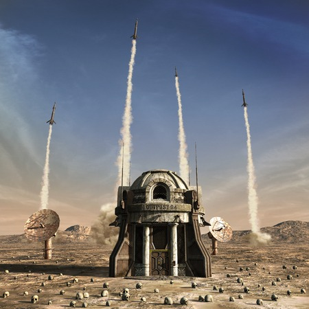 missiles: Nuclear missiles