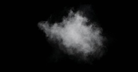 Fog or smoke isolated transparent special effect Фото со стока