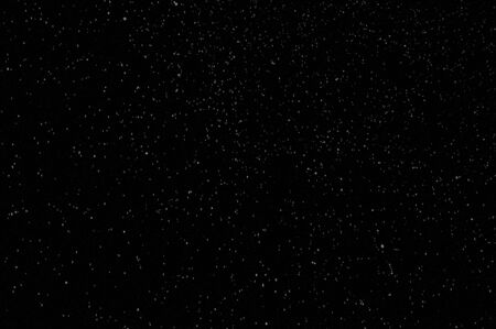 Beautiful snowfall isolated on the black background. Seamless loop animation. Use the composite mode Screen, Add or Lighten for transparency.