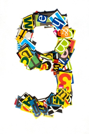 number 9 photo