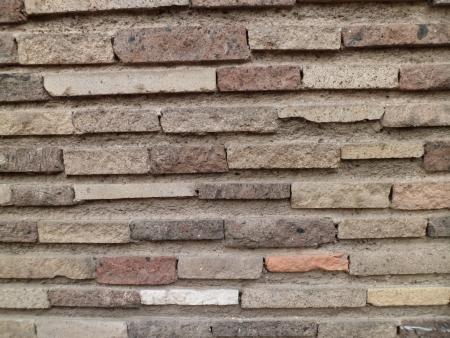 Flat colored stone Banco de Imagens