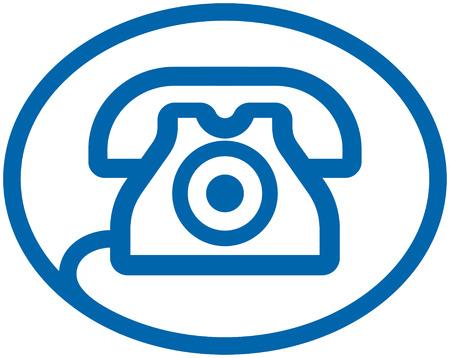 Telefoon Vector Logo