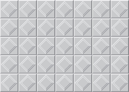 Seamless Pattern - Tuiles (Vector)