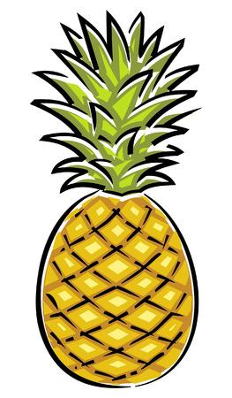 Ananas (vector)