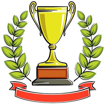 Award Cup (Vector)