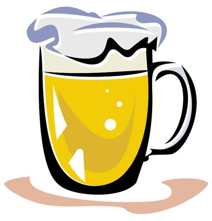 Beer Stock Vector - 4971694