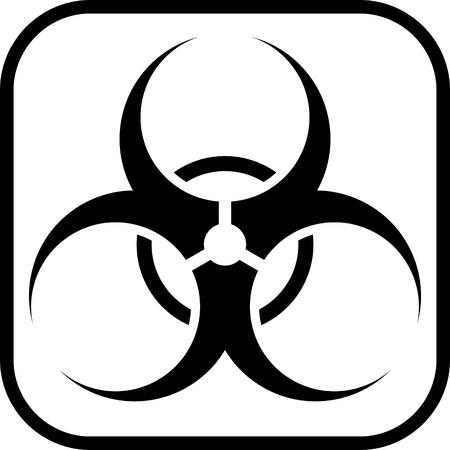 biohazard symbol vector sign isolated royalty free cliparts vectors rh 123rf com biohazard vector graphics biohazard vector cdr