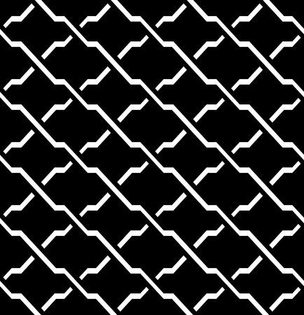 Vector seamless pattern texture design Ilustrace