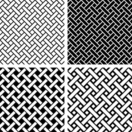 Vector seamless pattern texture design Ilustração