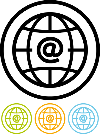 Worldwide web email communication