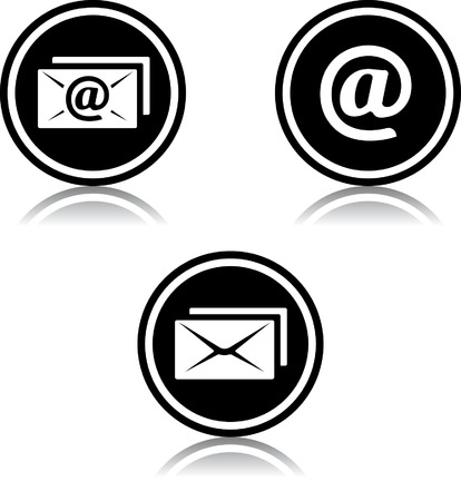 Email message, e-mail symbol