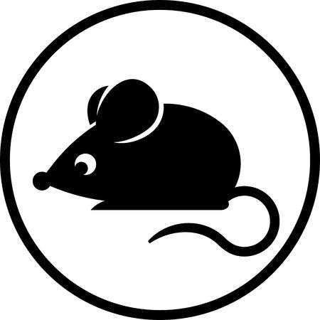 Vettore icona del mouse