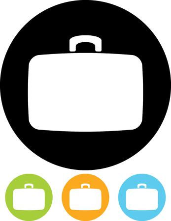 Suitcase luggage bag vector icon 版權商用圖片 - 52955438