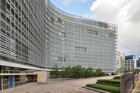 eec: The Berlaymont office building