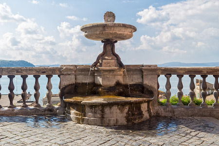 terra: Fontana della Terra - Anguillara Sabazia (Italy)