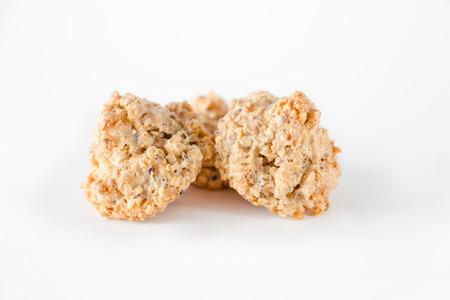 """Cookies \ """"brutti ma buoni \"""" - a base di nocciole e miele Archivio Fotografico - 39382805"""