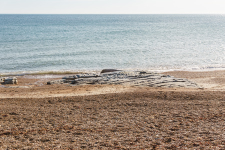 Beach and Sea - Brook Bay, Isle of Wight