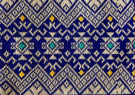 clothes: Textiles in norther Thailand Jok clothes