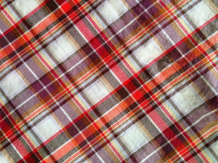 garment: Cotton cloth Stock Photo