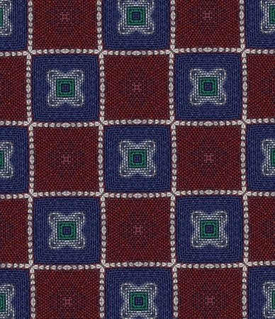 Cotton pattern from Thailand