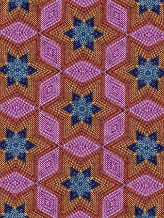 cotton: Cloth pattern