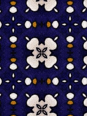 cotton fabric: Pattern design
