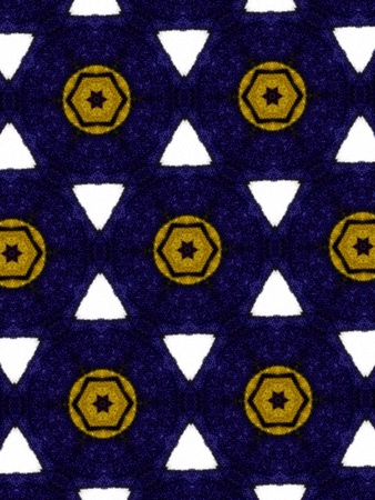 cotton: Cloth design Stock Photo