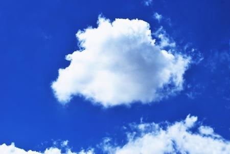 bluesky: bluesky and clouds