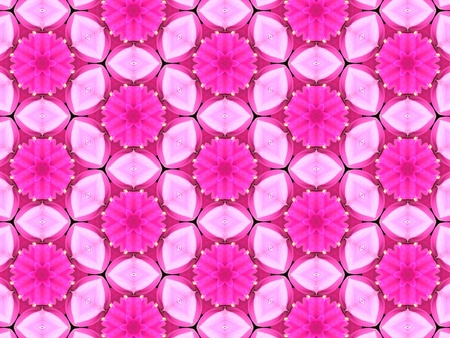 cotton: Flower Background