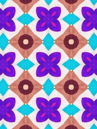 design: Fabric design from Thailand Stock Photo