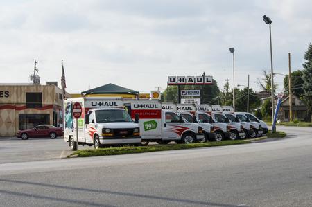 UHAUL York, budget car rental
