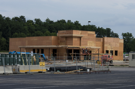 Outback Steak House under construction York PA 17404 - 07312016