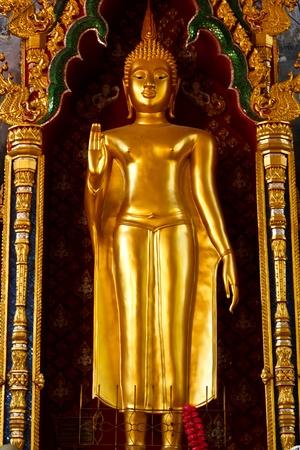 buddha image: Imagen de Buda en Tailandia Foto de archivo
