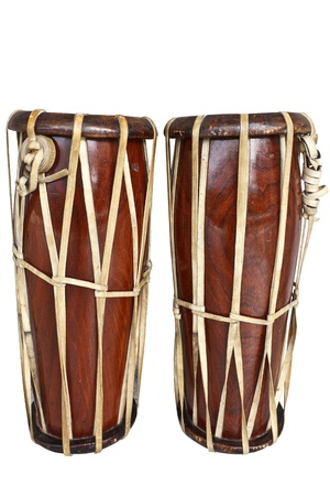 Thai Drums Instrument look like the conga Stock Photo - 12957318
