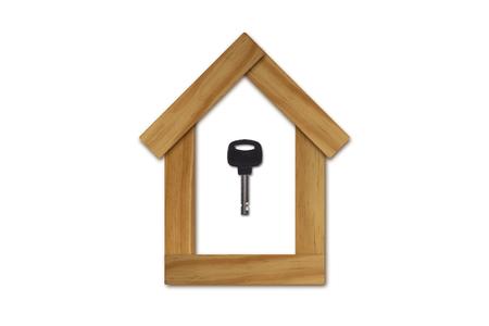 Property buying icon Stok Fotoğraf