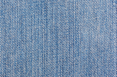 The old blue jeans texture