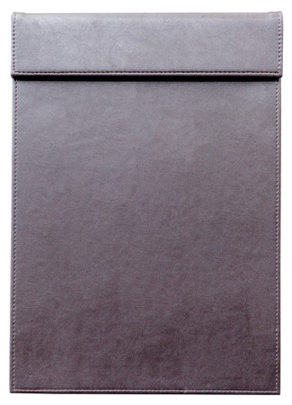 line lines luxury meeting: Empty clipboard for notepad, for memorandum in meeting room. Stock Photo