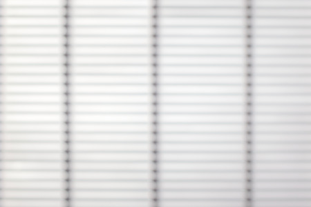 Blurred picture of window in office building. photo