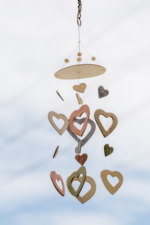 Background Wind Chime Stock Photos And Images 123rf