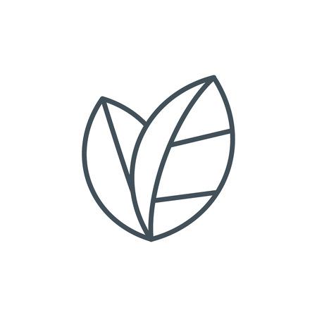グリーン エネルギー アイコン情報グラフィックス、web サイトや印刷媒体とインタ フェースに最適。行ベクトルのアイコン。