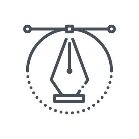 정보 그래픽, 웹 사이트 및 인쇄 매체 및 인터페이스에 적합한 그래픽 디자인 아이콘. 손으로 그린 스타일, 픽셀 완벽 한 라인 벡터 아이콘입니다. 일러스트