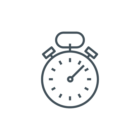 multi touch: Speed optimization icon suitable for info graphics, websites and print media and  interfaces. Line vector icon. Illustration