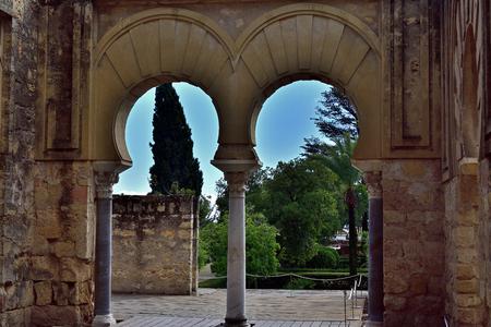 portico: Ancient muslim city