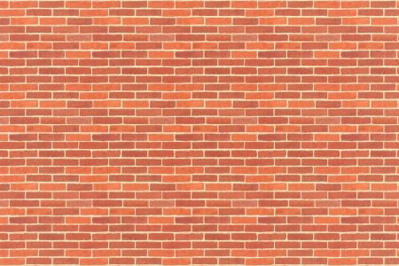 punctuate: Pattern of brick walls Stock Photo